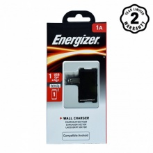 Sạc Energizer CL 1A 1USB - ACA1AUSCBK3 (Đen)