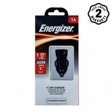 Sạc ô tô Energizer 1A, 1 USB - DCA1ACBK3 (Đen)