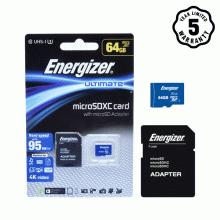 Thẻ nhớ micro SDXC 64GB Energizer Class10 UHS-I - 95MB/s