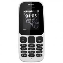Điện thoại di động NOKIA TA-1034 105 2 sim White