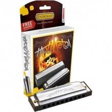 Kèn harmonica diatonic Hot Metal M57201