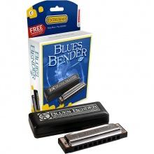 Kèn harmonica diatonic Blues Bender M58501