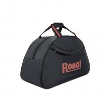 Túi xách thể thao du lịch, tập gym, về quê, lên phố Ronal TX18 - Đen logo cam
