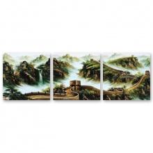 Tranh treo tường bộ 3 Thế Giới Tranh Đẹp POSTER FJ0078 - 40V