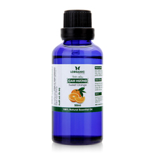 Tinh dầu cam hương Lorganic sweet orange 100% natural essential oil 50ml
