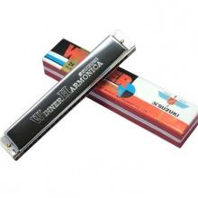 Kèn harmonica tremolo Suzuki Winner 24