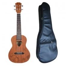 Combo đàn ukulele + bao đàn DC20