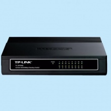 Thiết bị chuyển mạch thông minh TL-SF1016D hãng TP-Link