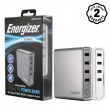 Pin sạc dự phòng Energizer 20,000mAh 45W - XP20001PD (Xám)
