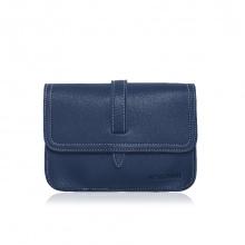 Túi thời trang Verchini màu xanh cổ vịt 008065