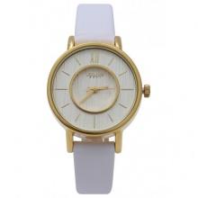Đồng hồ nữ Julius Hàn Quốc dây da JA-1041C (trắng)