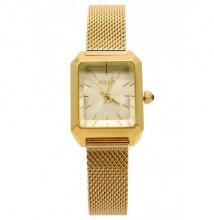 Đồng hồ nữ Julius Hàn Quốc dây thép JA-1013 (vàng)