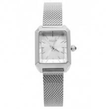 Đồng hồ nữ Julius Hàn Quốc dây thép JA-1013 (bạc)