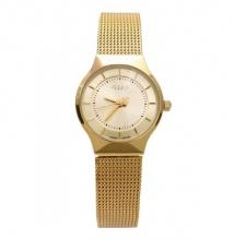 Đồng hồ nữ Julius Hàn Quốc dây thép JA-577 JU1129 (vàng)