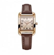 Đồng hồ nữ Julius chính hãng dây da JA-954 JU1180 (nâu)