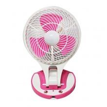 Quạt sạc điện kiêm đèn pin Fan HT-5580