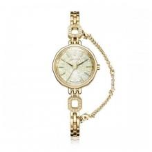 Đồng hồ nữ Julius Hàn Quốc đính hạt JA-980 JU1230 (vàng)