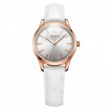 Đồng hồ nữ Julius Hàn Quốc dây da JA-983 JU1207 (trắng)