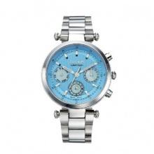 Đồng hồ nữ Julius Hàn Quốc JAL-029 JU998 (bạc mặt xanh)