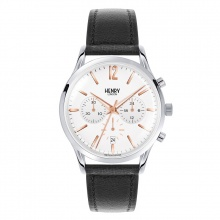 Đồng hồ nam Henry London HL41-CS-0011 Highgate (đen)