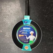 Chảo chống dính 2 lớp đáy từ Matika MTK-0128