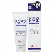 Kem mặt nạ trị mụn cám SNP - SNP On-off Blackhead Pack (wash-off type)