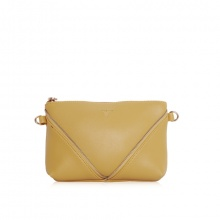 Túi thời trang verchini màu vàng 008182