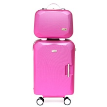 Valy nhựa cao cấp Doma DH814 - Pink (Size 20)