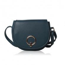 Túi thời trang Verchini màu xanh cổ vịt 008918