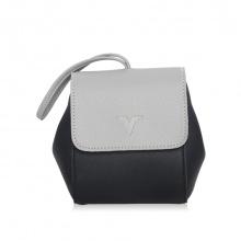 Túi thời trang Verchini màu đen + xám 005622