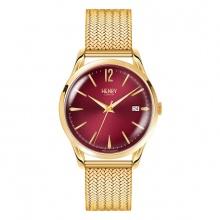 Đồng hồ Henry London HL39-M-0062 HOLBORN (Vàng mặt đỏ)