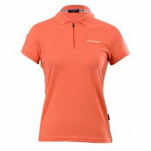 Áo thun thể thao nữ Dunlop - DATES8072-2C-OR (Cam đậm)