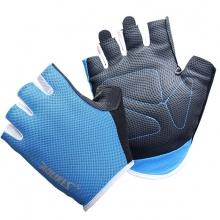 Găng tay tập gym ôm cổ tay (BLUE) găng tay nâng tạ, độ bám cao, thoáng khí, thoát mồ hôi POPO Collection (Xanh biển - size S)