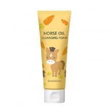 Sữa rửa mặt dầu ngựa Seantree Horse Oil  Cleansing Foam -120ml