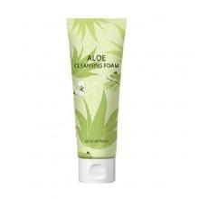 Sữa rửa mặt lô hội seaNtree Aloe  Cleansing Foam-120ml