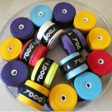 Quấn cán tennis có Ll TOPO - Hộp 30 cái - thoáng thấm mồ hôi, mềm mại độ bền cao POPO Collection (Nhiều màu)