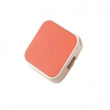 Hub USB 4 cổng SSK SHU029 (Đỏ)