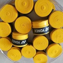 Quấn cán tennis, cầu lông hộp 30 cái YONEX mềm mại độ bền cao - POPO Collection (Vàng)