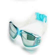 Kính bơi thời trang cao cấp 2360, tráng gương, chống UV, chống hấp hơi POPO Collection (Xanh ngọc)