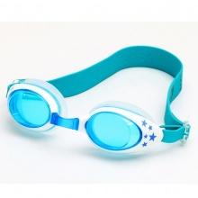 Kính bơi trẻ em thời trang STAR chống tia UV (cho bé 3-13 tuổi) POPO Collection (Skyblue)
