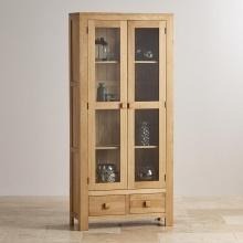 Tủ trưng bày Capri gỗ sồi - Cozino