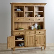 Tủ bếp lớn Holy gỗ sồi 1m4 - Cozino