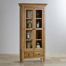 Tủ trưng bày Holy gỗ sồi  1m - Cozino