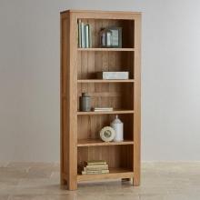 Tủ kệ sách Capri gỗ sồi - Cozino