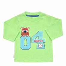 Áo T shirt AL0865 - HELLO B&B - Size 1,2 (Xanh chuối)