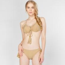 Bikini hai mảnh cột dây gợi cảm P2P Bikini