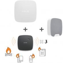 Combo báo cháy AjaxSystems