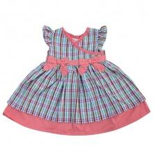 Đầm bé gái - DA0708 - 6M, 12M, 18M, 24M, 36M - V 33.2 - HELLO B&B