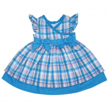 Đầm bé gái - DA0708 - 6M, 12M, 18M, 24M, 36M - V 33.3 - HELLO B&B