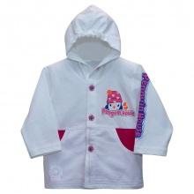 Áo khoác mỏng (nón) - AN0164 - Size 1- 2 ( Hồng ) - HELLO B&B